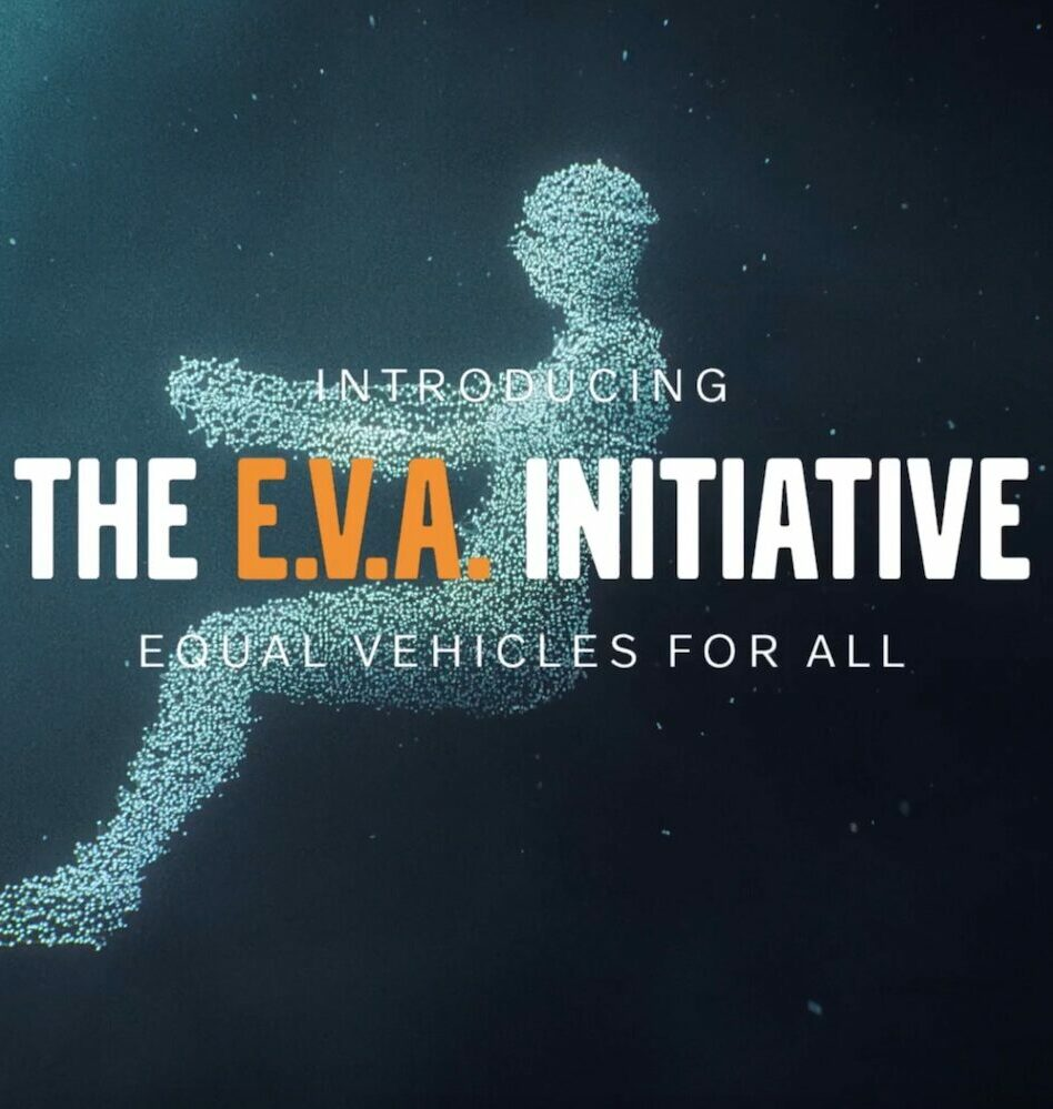 Volvo – The E.V.A Initiative