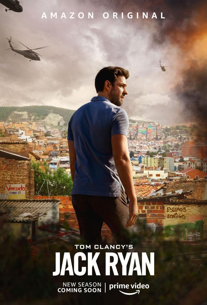 Jack Ryan – Season 2